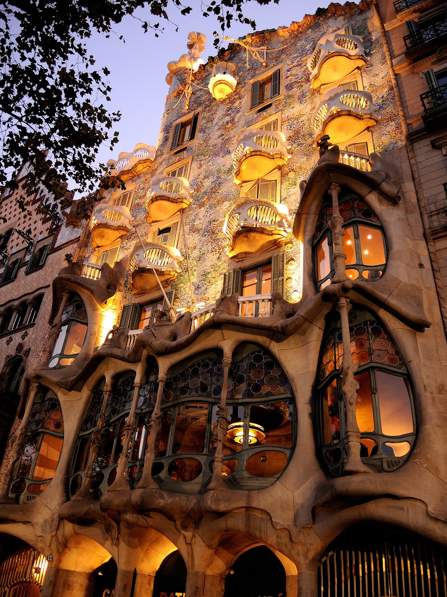 Gaudi's Barcelona: Photo Journal