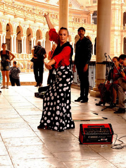 Video Short: Flamenco!