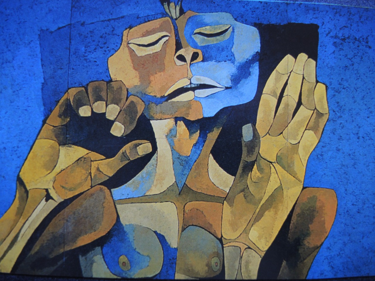 Video: Art of Oswaldo Guayasamin
