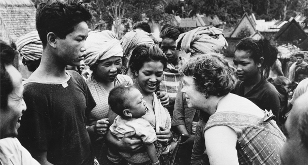 Margaret Mead–Bringing Anthropology to theMasses