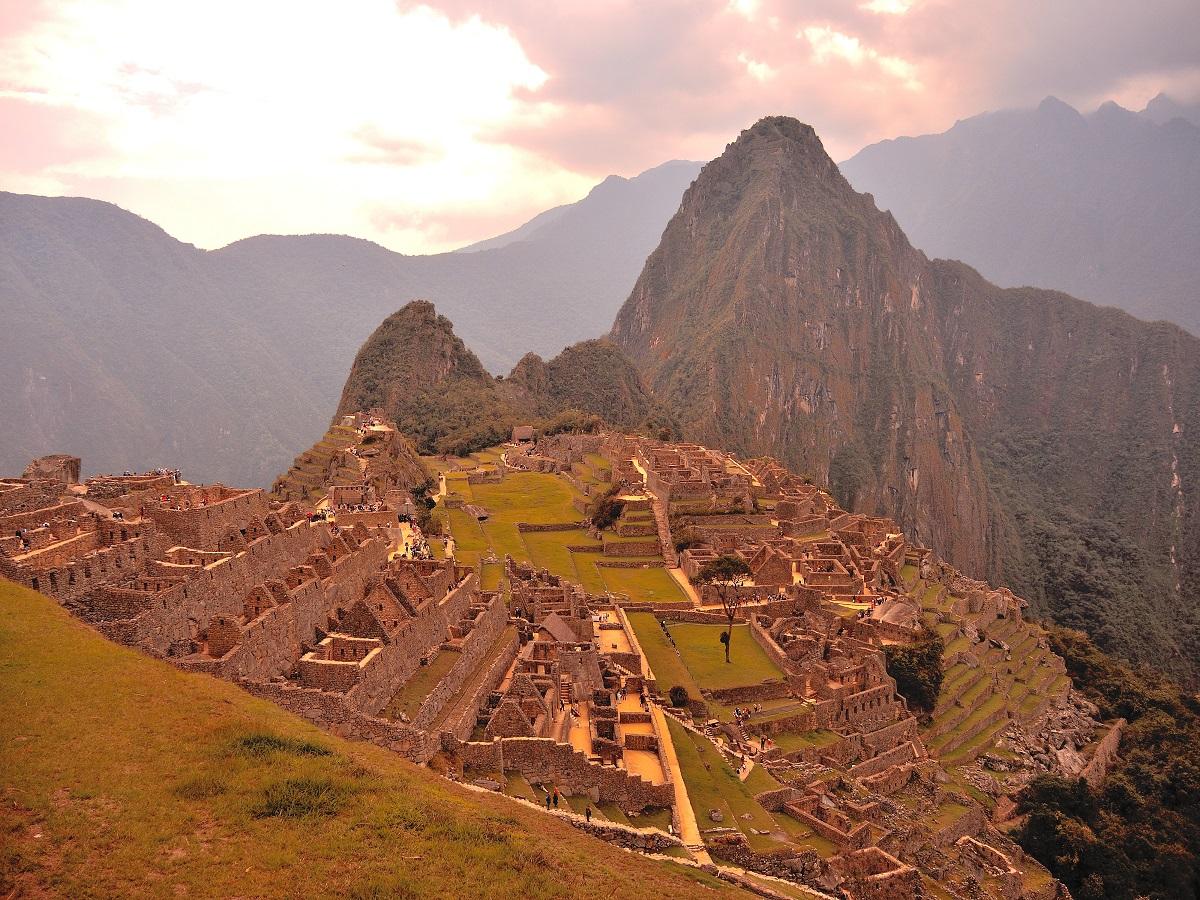 Peru's Inca Citadel of MachuPicchu