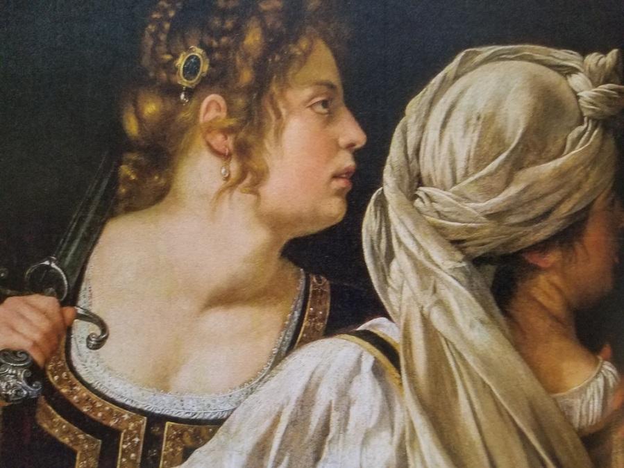 Artemisia Gentileschi–Italian Painter and Heroine – my quest