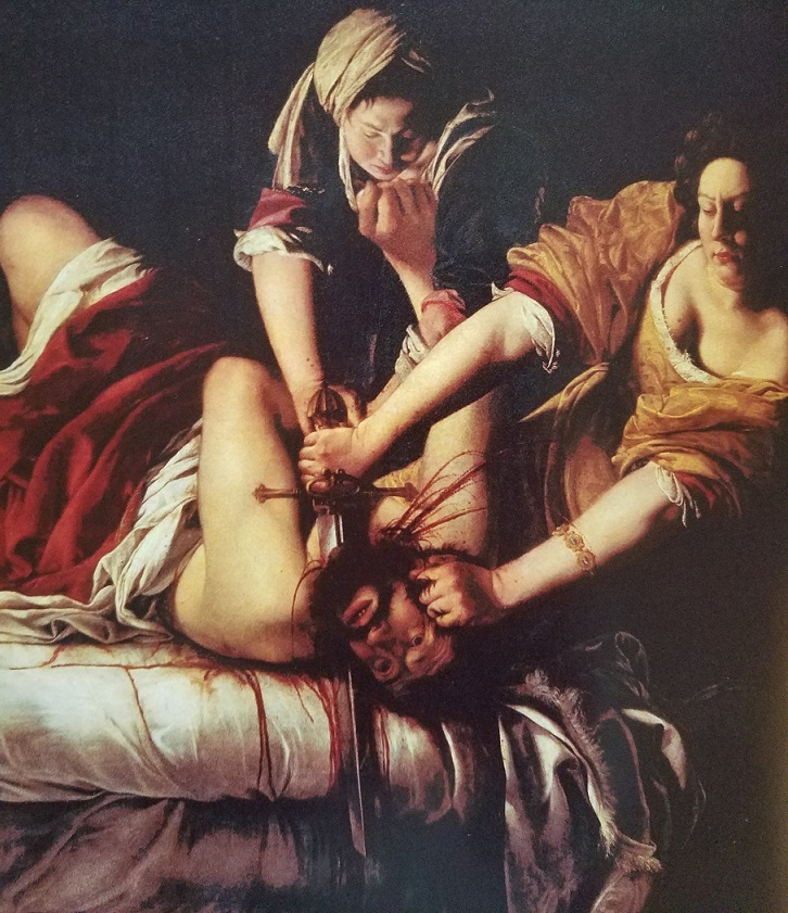 Artemisia Gentileschi–Italian Painter and Heroine