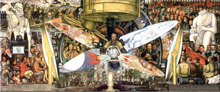 Diego Rivera: Master Muralist and Defender of Worker's and Indigenous Rights