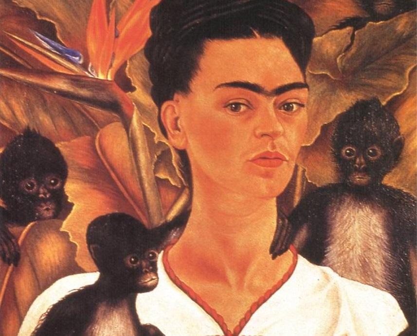 Rediscovering Legendary Artist FridaKahlo