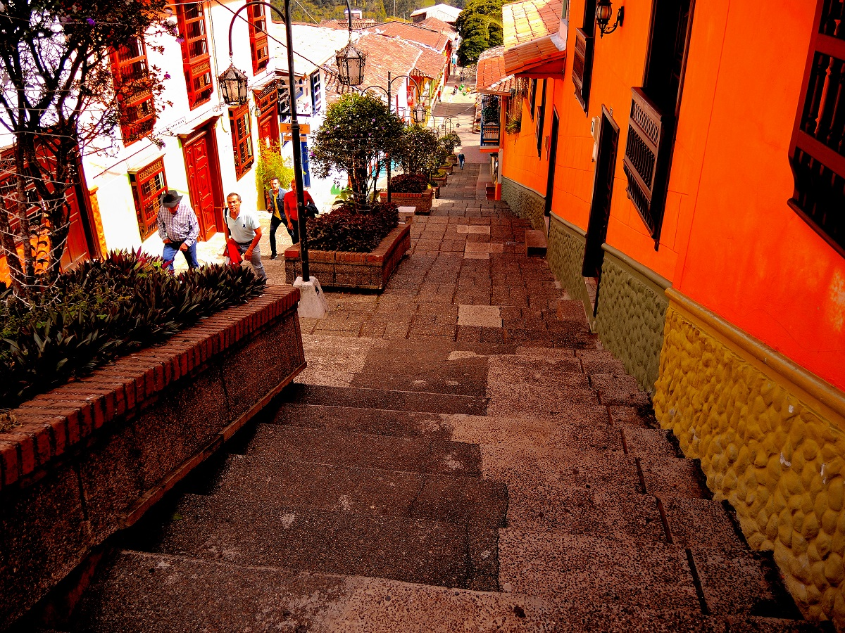 A Tale of Three Colombian Pueblos