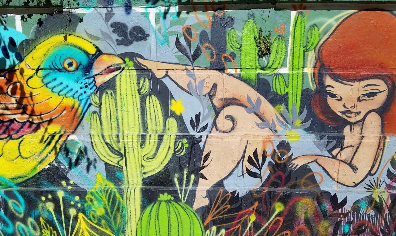 Amazing Bogotá Street Art#2
