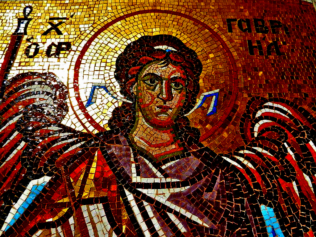 Mosaics of the Byzantine Empire