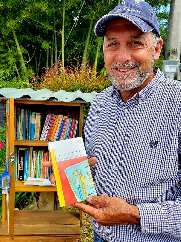 Jorge Ospina: The Book Man of Antioquia, Colombia