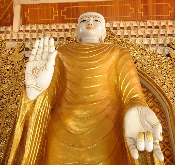 The Hands of Buddha: Iconography asTeacher